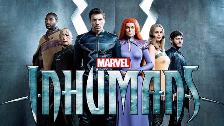 The first full length trailer of Marvel Inhumans is online.