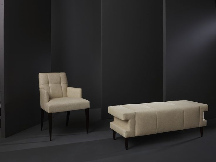 New Modern Stitching | The Thomas Pheasant Collection | Baker Furniture