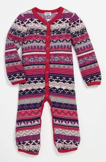 Splendid 39 breckenridge 39 thermal romper infant for Splendid infant