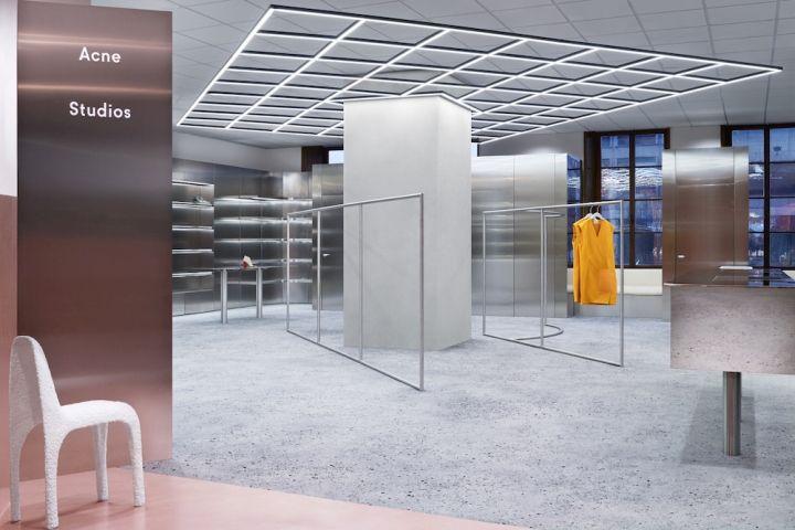 スウェーデン»リテールデザインのブログ - マックス・ラム、ストックホルムによりアクネストア