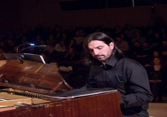 Συναυλία του Γιώργου Βαρσαμάκη στο ΕΜΠ