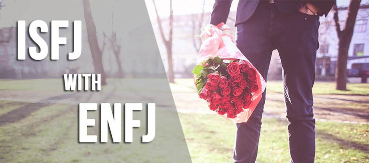 This section ISFJ-ENFJ relationship is about how these two personality types come together in a relationship.