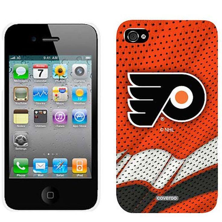 Philadelphia Flyers Home Jersey iPhone 4/4S Case