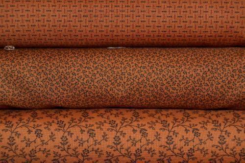 Les 25 meilleures id es de la cat gorie citrouilles tissu sur pinterest - Lot tissus patchwork pas cher ...