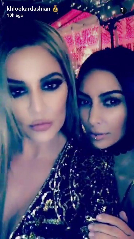 Kim Kardashian West Debuts Lip Ring