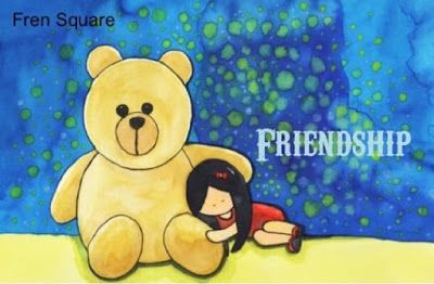 Fren Square: Friendship