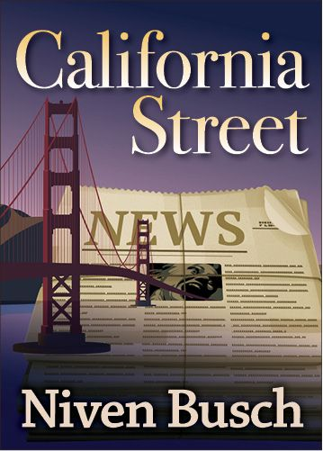 After hopeless jobs and pawnshop suits, Anchylus Saxe finds work at a San Francisco newspaper. Rung by rung he succeeds in building an empire. A family secret, a daughter's malice, threaten it all.  Now in eBook $7.99 http://www.enetpress.com/books/California_Street.html