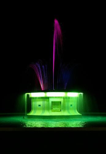Napier - Art Deco - Fountain by ...