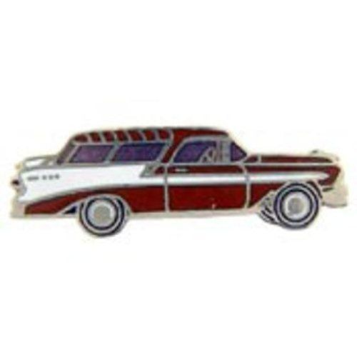 "1956 Nomad Pin 1"" by FindingKing. $8.99. This is a new 1956 Nomad Pin 1"""