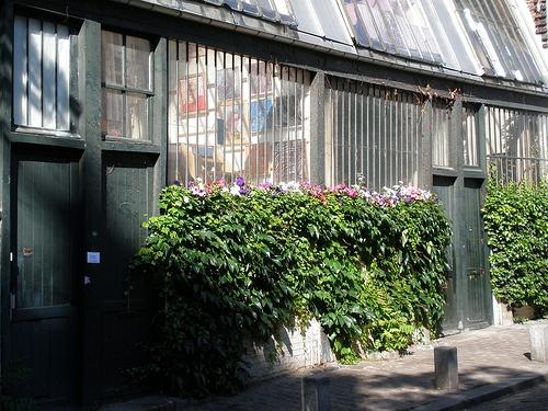 Atelier de peintres, d'Orchampt, Montmartre