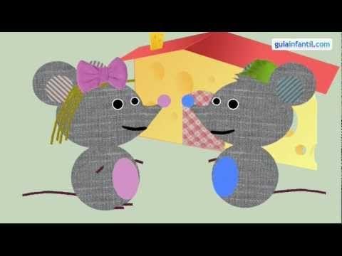 La ratita presumida. Cuentos cortos para niños