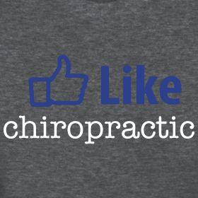 LIKE chiropractic (women's) | Chiropractic Tees | Chiropractic T-