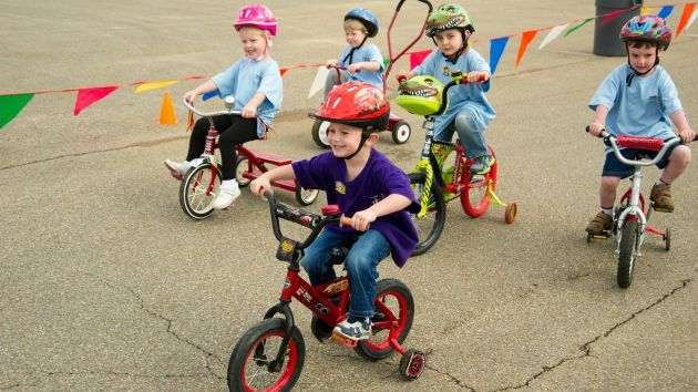 7 Steps to Hosting a St. Jude Trike-A-Thon for Pre-K or ... - photo#36