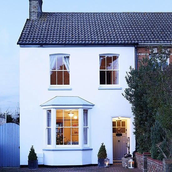 Exterior | Cosy Hertfordshire cottage | House tour | PHOTO GALLERY | Country Homes & Interiors | Housetohome.co.uk