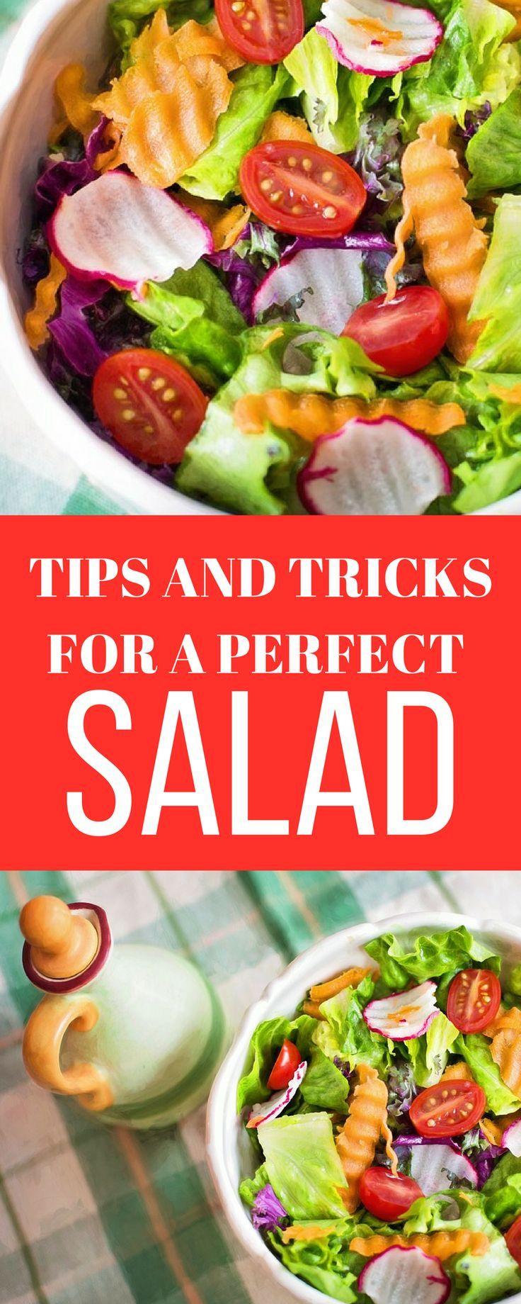 No Dressing Crunchy Salad