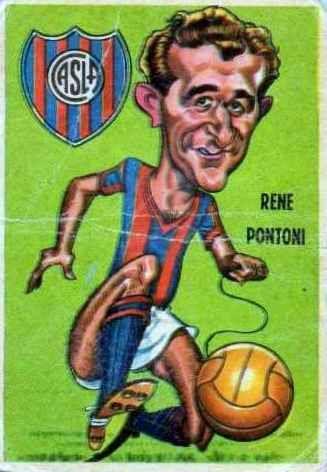 Rene Pontoni #21 San Lorenzo de Almagro