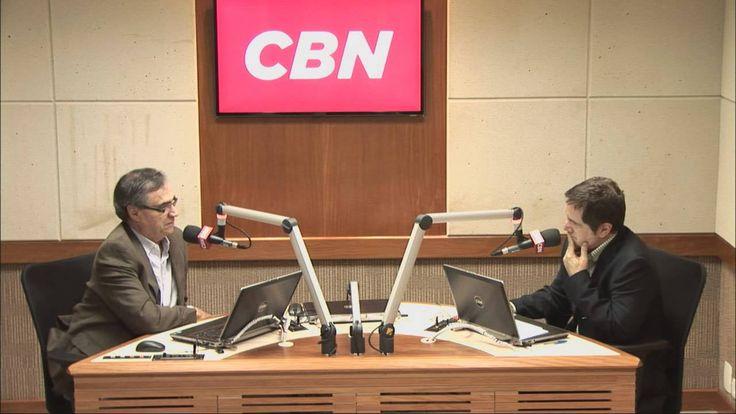 CBN - Mundo Corporativo: Entrevista com José Carlos Teixeira.