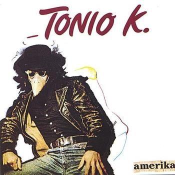 Tonio K. - Amerika, Arista/Full Moon Records, 1980