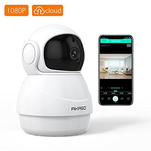 HD 1080P Wireless Wifi IP Panoramic Camera Baby Pet Monitor Remote Home Security