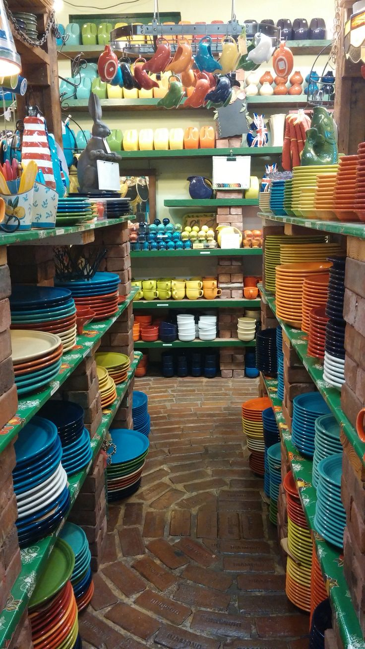 Fiesta® by the aisle at Pryde's Old Westport, Kansas City