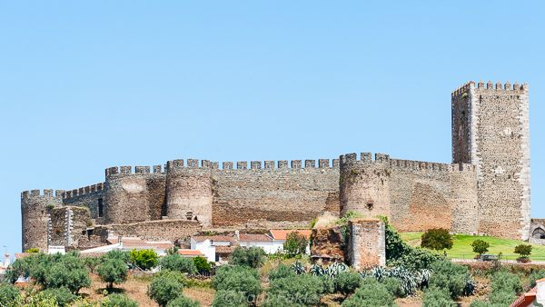 Portel Castle in Alentejo, Portugal - anitasfeast.com