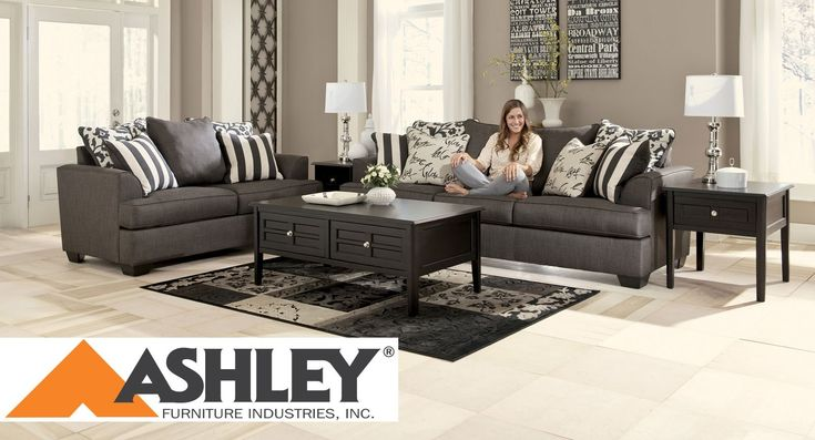 All Ashley furniture just from different stores all stores carry the same brand different prices #clearance rack shopper