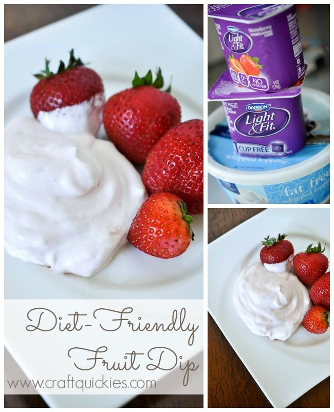 YUM!  I can't believe how simple this fruit dip is to make, and it is super diet friendly! strawberries, party appetizers dessert