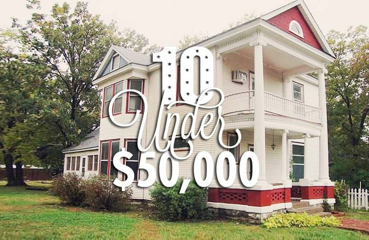 This week's edition of 10 Under 50 is sure to please those lovers of Victorian houses and of big, stately mansions (and if you're reading this, I'm going to assume you fall into one or both of those categories). To round out the mix, we've got an early Vermont colonial and an old school country store! Everyone: Get out your Christmas lists, and join me as we sit back, relax and see the potential in this charming collection of beautiful historic houses, all for sale for under $50,000.   55…