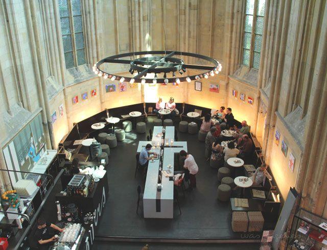 Maastricht | Holland | travel | Coffee Lovers Dominicanen | waseigenes.com