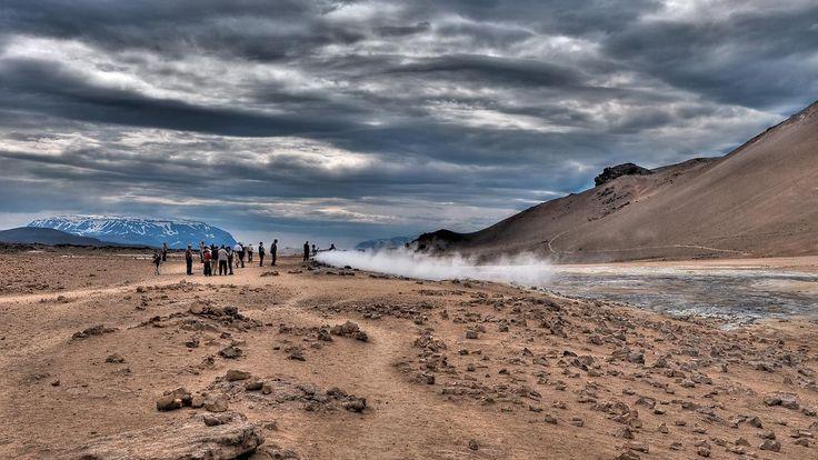 Widriges Wetter? Egal!: Islands Schroffheit fasziniert Urlauber