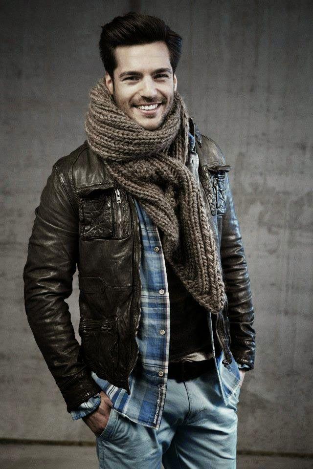 Turkish model Serkan Çayoğlu