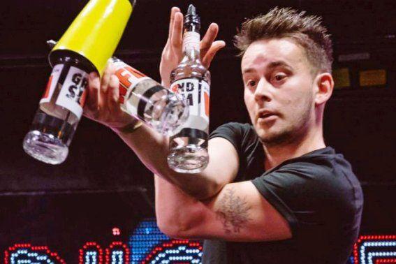 Un român, cel mai bun barman din Germania. Marian Antoniu va participa la Campionatul Mondial IBA