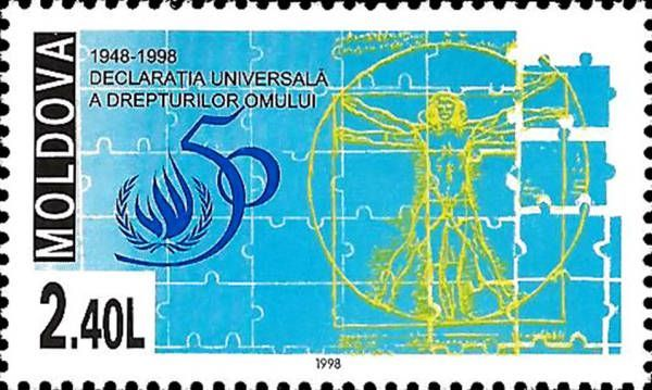 50th Anniversary of of the Universal Declaration on Human Rights
