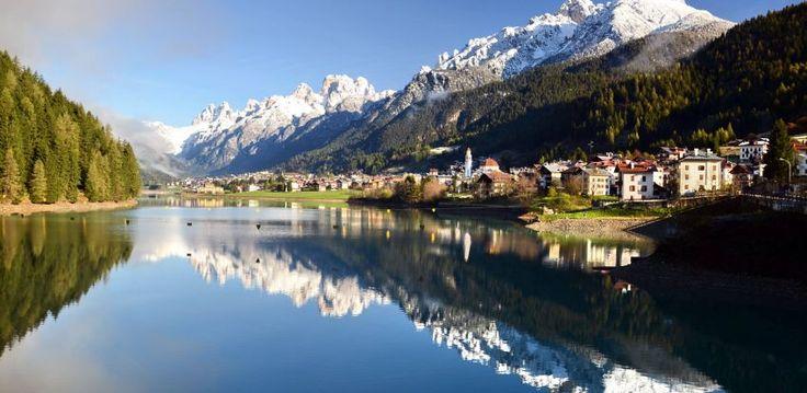 #Auronzo di Cadore #Italy #Dolomiti #Dolomites #Dolomiten #Dolomitas #DolomitiUNESCO