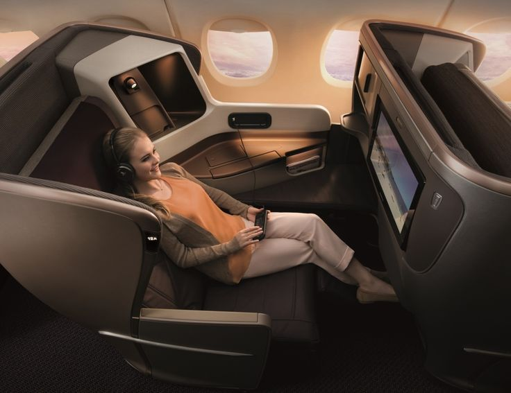 Singapore Airlines – Business Class