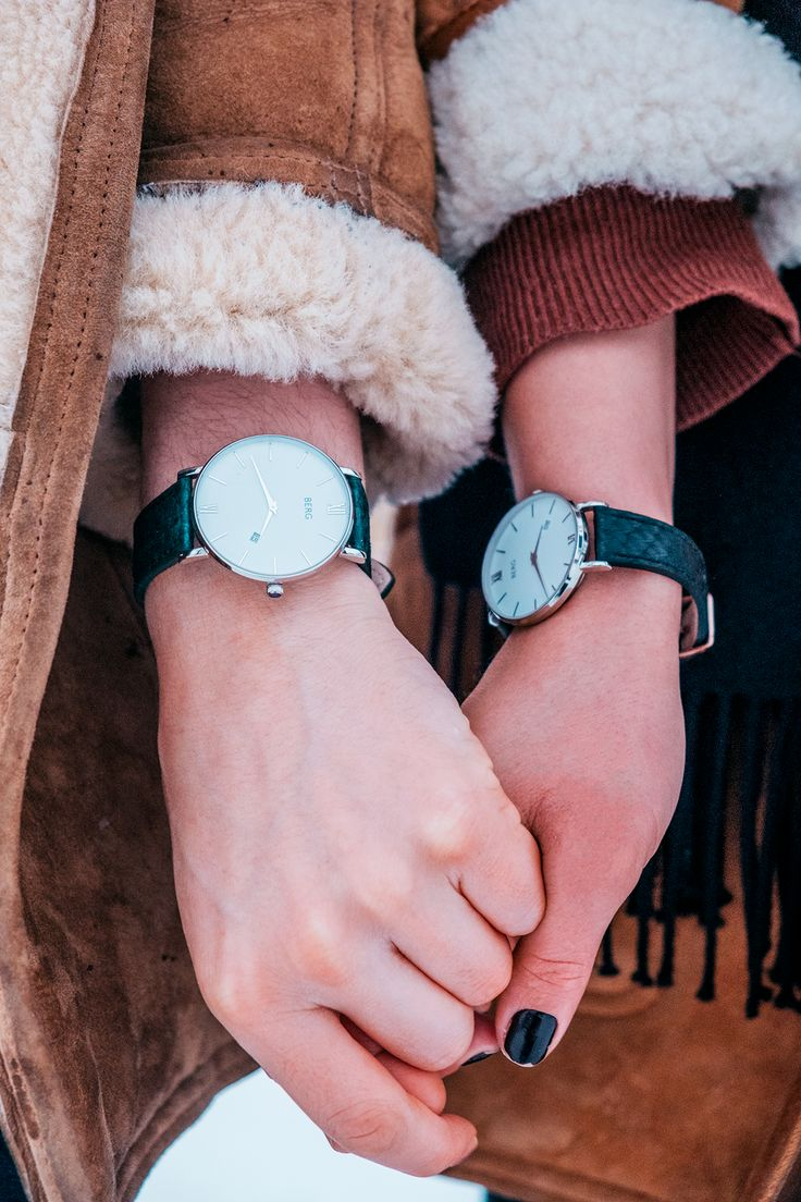 Valentine's day is tomorrow! How about 20% off at a watch that will fit you and your partner? Couple that matches together, stays together!  #bergwatches #fashion #love