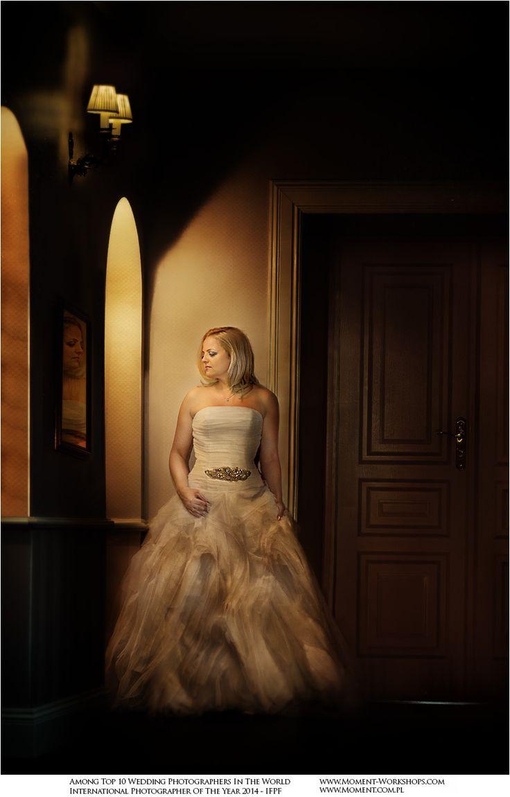 The bride by Grzegorz Moment Placzek on 500px | www.moment-workshops.com