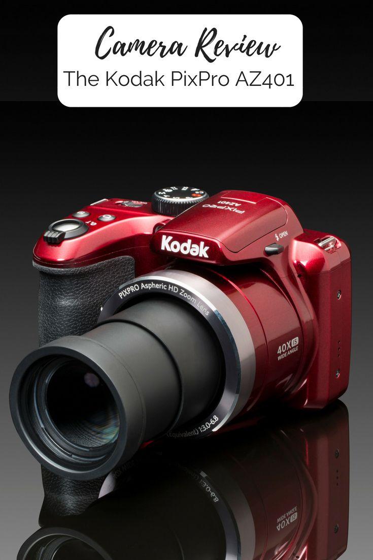The Kodak PixPro AZ401 – Camera Review | Blogging Tips