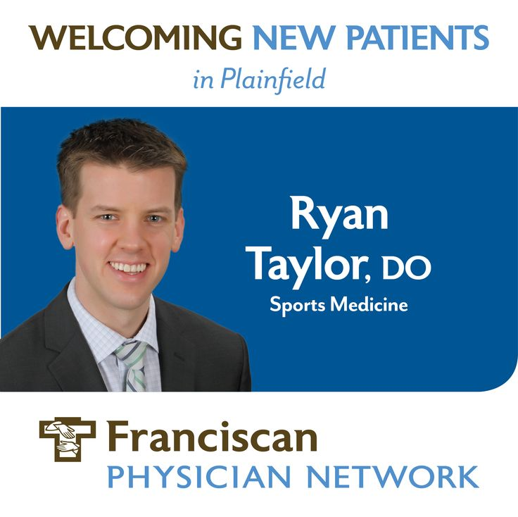 Sports Medicine Physician, Ryan Taylor, DO, Establishes