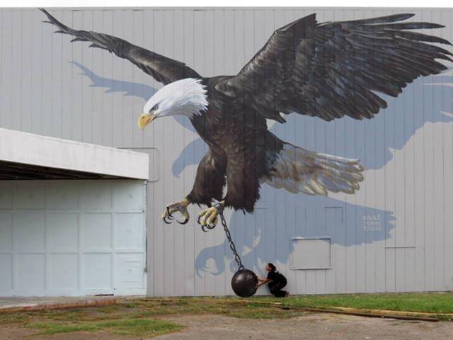 Anat Ronen Murals
