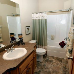 Pictures Of Decorated Bathrooms