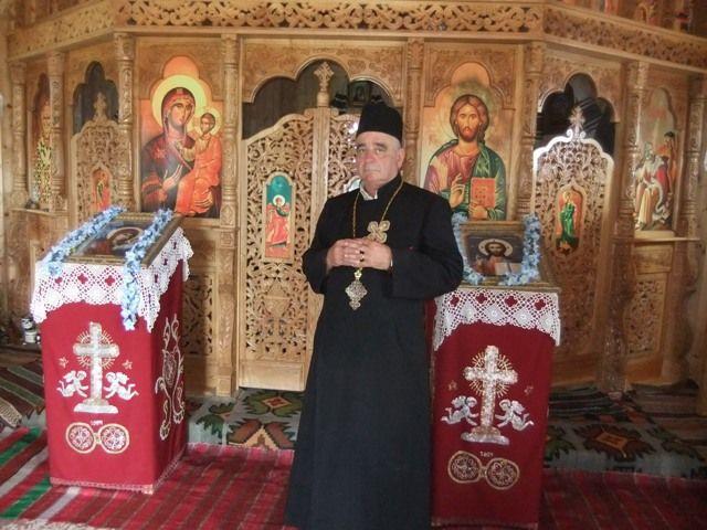 """Biserica de pe platoul """"La Fâncel"""", atracție turistică pe Valea Gurghiului"""