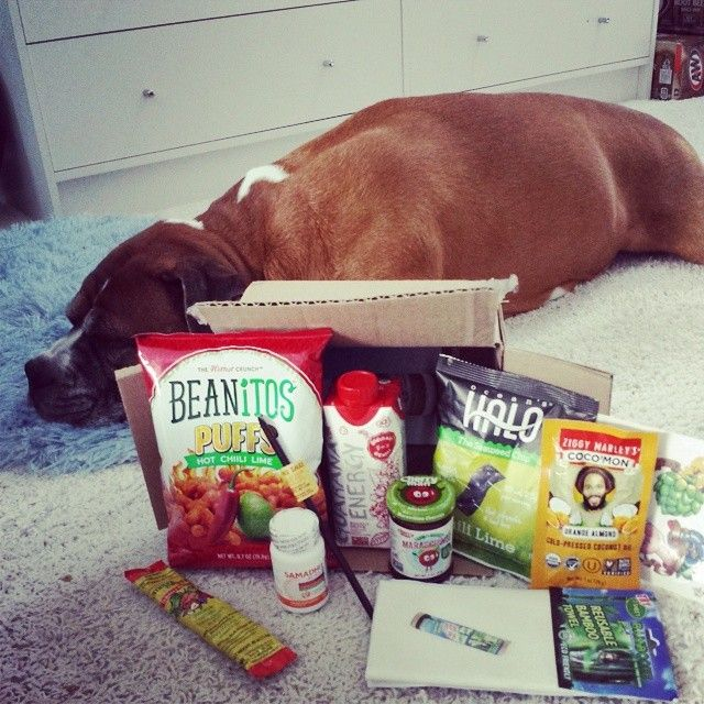 This pup knows: summer lounging isn't the same with out the perfect summer snacks!   Subscribe to the Vegan Cuts Snack Box here: http://bit.ly/vegansnackbox