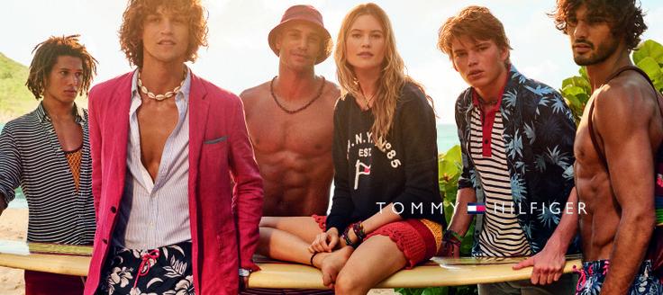 Tommy Hilfiger Весна-Лето 2016 | Одежда, сумки, часы Tommy Hilfiger, обувь в интернет магазине Бутик | Томми Хилфигер джинсы