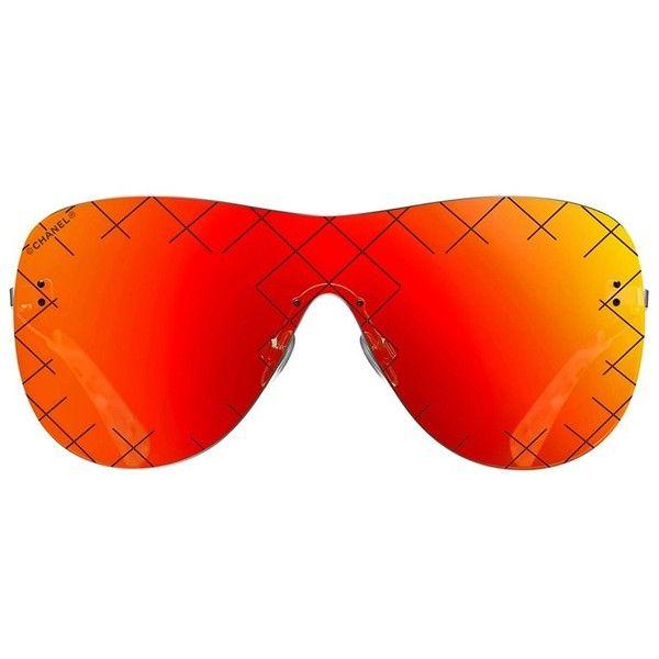 798594133b Chanel Shield Sunglasses