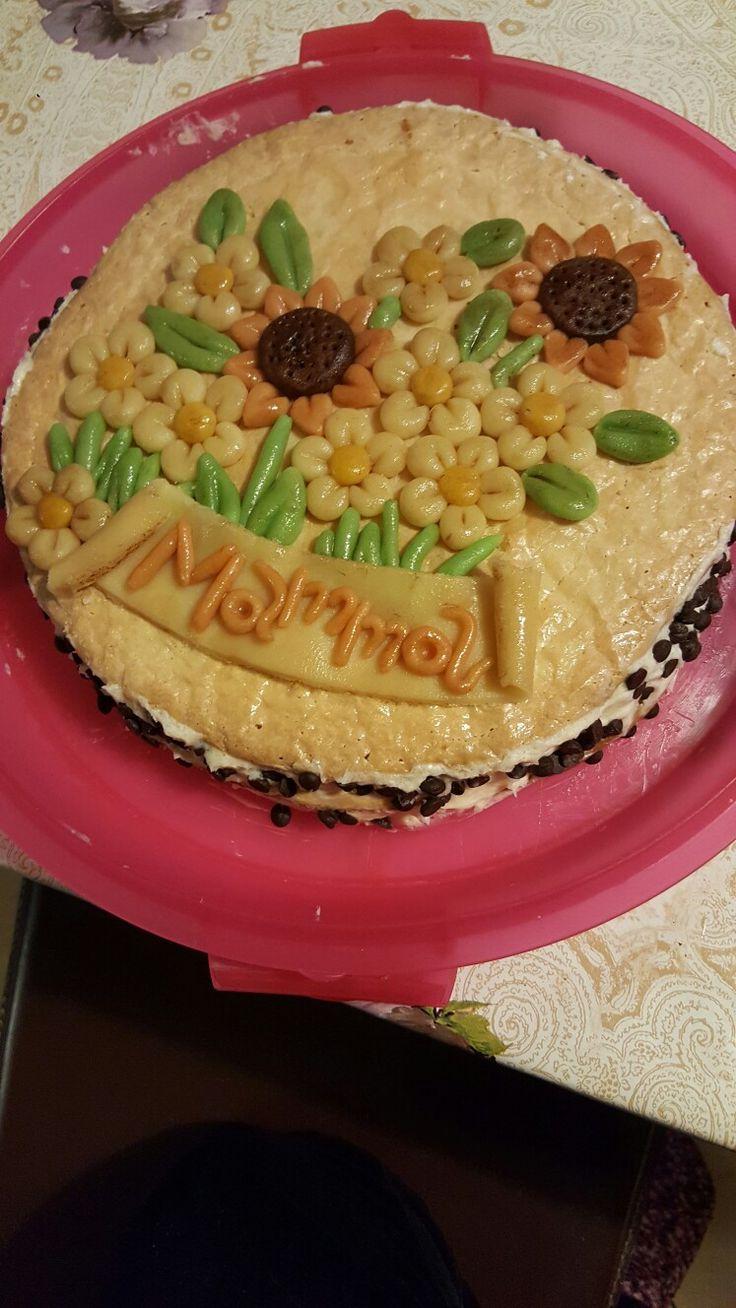 Torta Helzetia Mantovana.