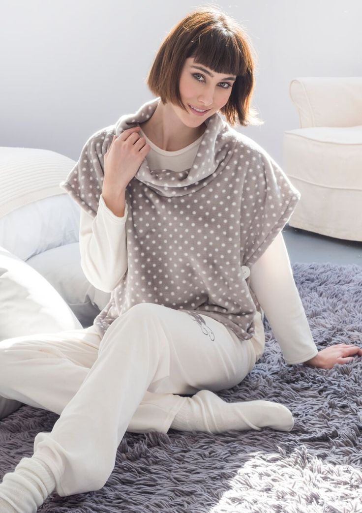 Bed Jacket from #Nota_lingerie