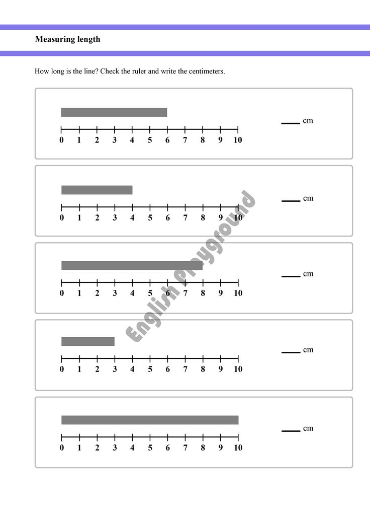18 best Measurement Worksheets for 5 and 6 years old images on Pinterest