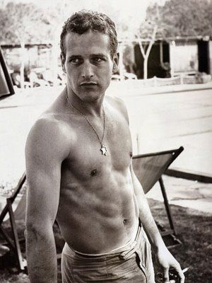 Paul Newman ... él siempre él