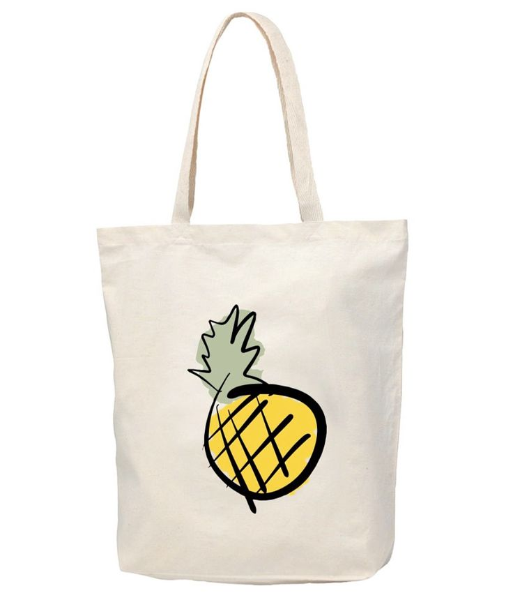 NEW | the sleepy pineapple tote bag is now for SALE | get yours 👉🍍https://www.etsy.com/ca/shop/thesleepypineapple?ref=hdr_shop_menu